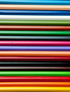 Free Color Pencil Stock Photo - 20814910
