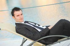 Free Attractive Guy Stock Photos - 20815223