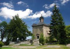 Free Hvezda Church Royalty Free Stock Images - 20815689
