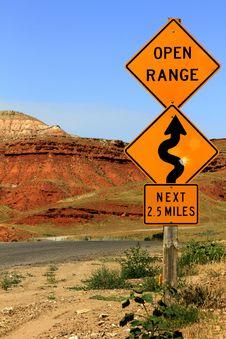 Free Open Range Stock Photography - 20815802