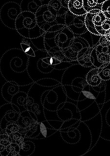 Free Cat Eyes Background Royalty Free Stock Photo - 20815975