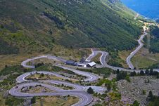 Free Mountain Road Stock Photo - 20818590