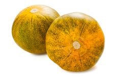 Free Two Melons Stock Photography - 20818712