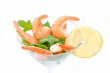 Free Shrimp Cocktail Royalty Free Stock Image - 20819796