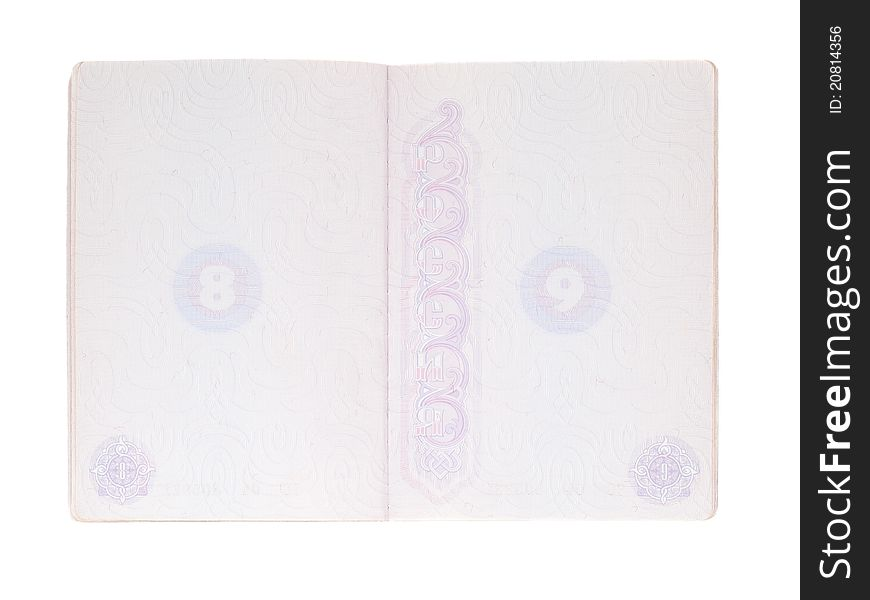 The Russian passports