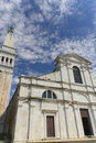 Free The Church Of S. Eufemia In Rovinj Royalty Free Stock Image - 20827386