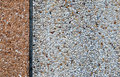 Free White Gravel And Concrete Wall Stock Photography - 20827962