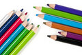 Free Color Pencils Royalty Free Stock Photo - 20829525