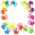Free Hands Color Stock Images - 20829534