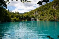 Free Lake In Plitvicka National Park Stock Images - 20820114
