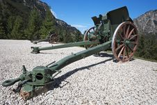 Free Cannon Stock Image - 20820601