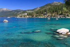 Free Lake Tahoe Stock Photography - 20821902