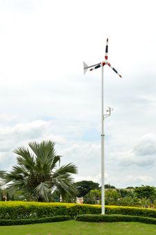 Free Wind Turbine Royalty Free Stock Image - 20823726