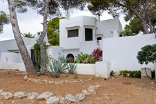 Free Typical House On Mallorca Royalty Free Stock Photos - 20824238