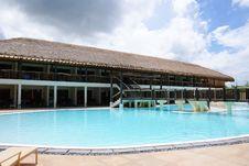 Free A Luxury Resort Pool Stock Photos - 20824443