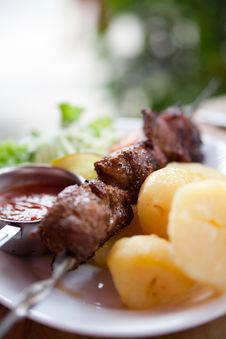 Free Barbecue Stock Images - 20825104