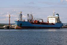Free Tanker Royalty Free Stock Image - 20825366