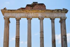 Free Ancient Portico Royalty Free Stock Photography - 20826367