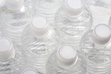 Pastic Bottles Of Water