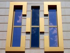 Free Architectural Design Of Windows Stock Images - 20827414