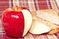 Free Apple And Pie Royalty Free Stock Photos - 20827538