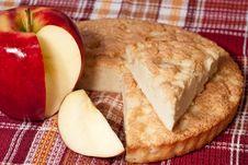 Free Apple And Pie Stock Image - 20827561
