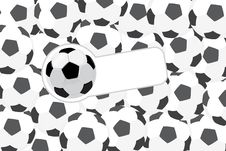 Free Football Illustration Royalty Free Stock Images - 20827569