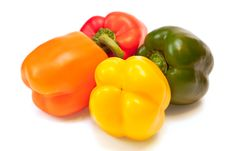 Free Sweet Pepper Royalty Free Stock Image - 20827626