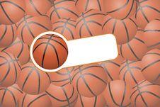 Free Basketball Illustration Stock Photography - 20827632