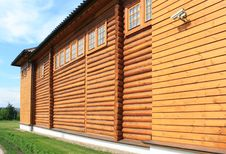 Free Wooden Building Wall Royalty Free Stock Photo - 20827695