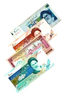 Free Currency Of Iran Stock Photo - 20827830