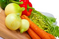 Free Raw Fresh Vegetables Royalty Free Stock Photography - 20832277