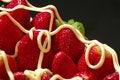 Free Strawberries And Cream Stock Photo - 20834260