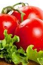 Free Tomatoes Royalty Free Stock Image - 20835896