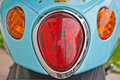 Free Close-up View Of Motorcycle Rear Lights Royalty Free Stock Photo - 20838165