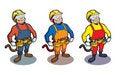Free Construction Monkey Stock Image - 20839861