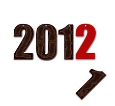 Free New Year:2012 Royalty Free Stock Images - 20830209