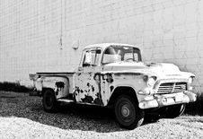 Free Classic Truck Royalty Free Stock Image - 20830416