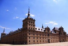 Free El Escorial, Spain Royalty Free Stock Photos - 20831468