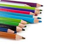 Free Color Pencils Stock Photography - 20831522