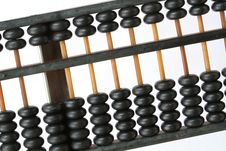 Free Antique Chinese Abacus Stock Photography - 20831642