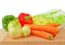 Free Raw Fresh Vegetables Stock Images - 20832274