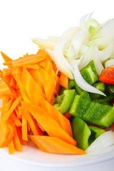 Free Raw Fresh Vegetables Stock Photo - 20832280