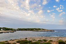 Free Mallorca Seascape Royalty Free Stock Photography - 20832607