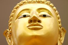 Free Face Of The Buddha Royalty Free Stock Photo - 20832715