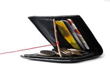 Free Trap-wallet Stock Images - 20832794