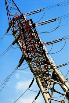 Free High-voltage Tower Stock Photography - 20832972