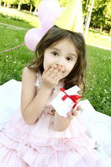 Free Birthday Party Outdoors Stock Photo - 20833670