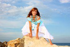 Free Woman Outdoor Stock Photo - 20834230