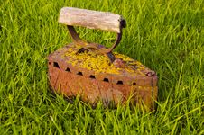 Free Vintage And Rusted Iron Royalty Free Stock Photos - 20835348